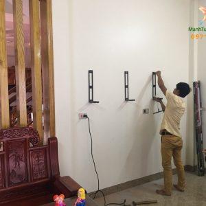 Bể thủy sinh cây thật nhà Anh Hải - Việt Trì 1
