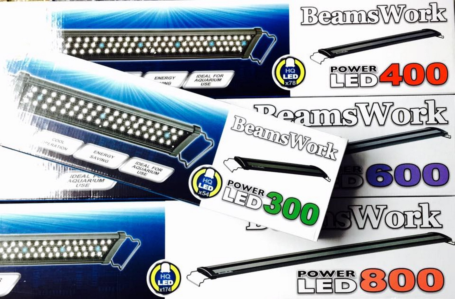 Đèn Led Beams Work 1