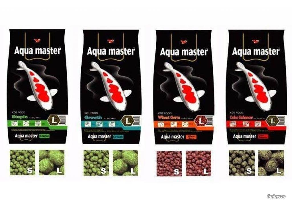 AQUA MASTER COLOR 5KG – Thức ăn tăng màu 1